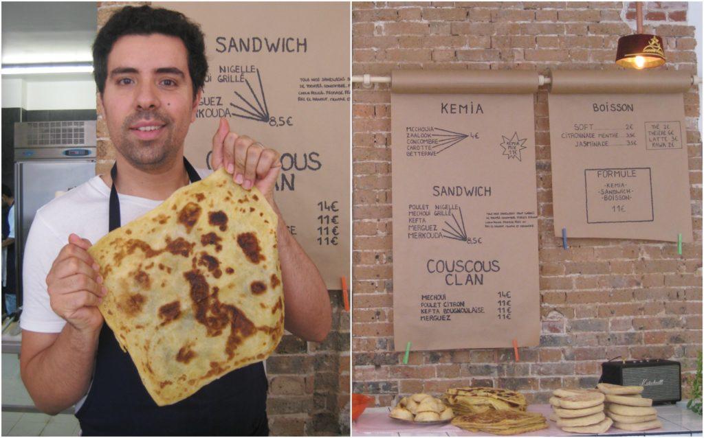 Chef Abdel Alaoui Cantine Yemma