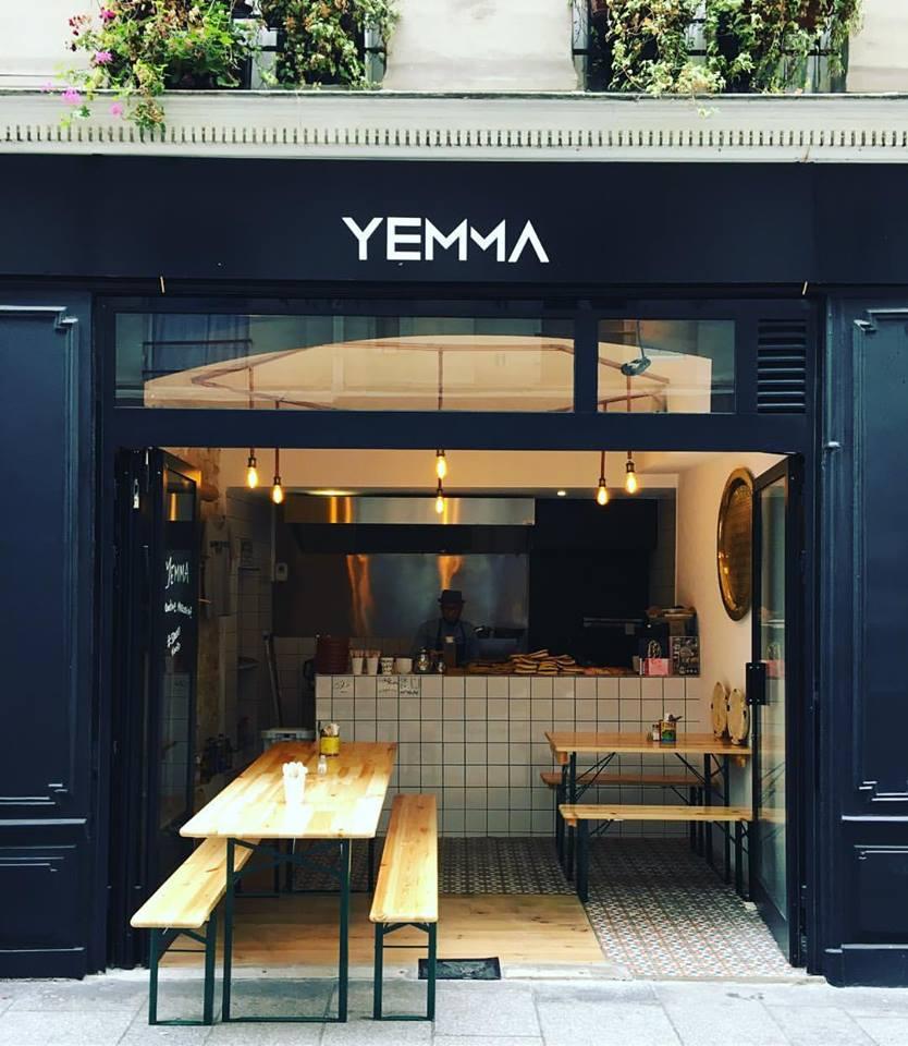 Cantine Yemma Paris