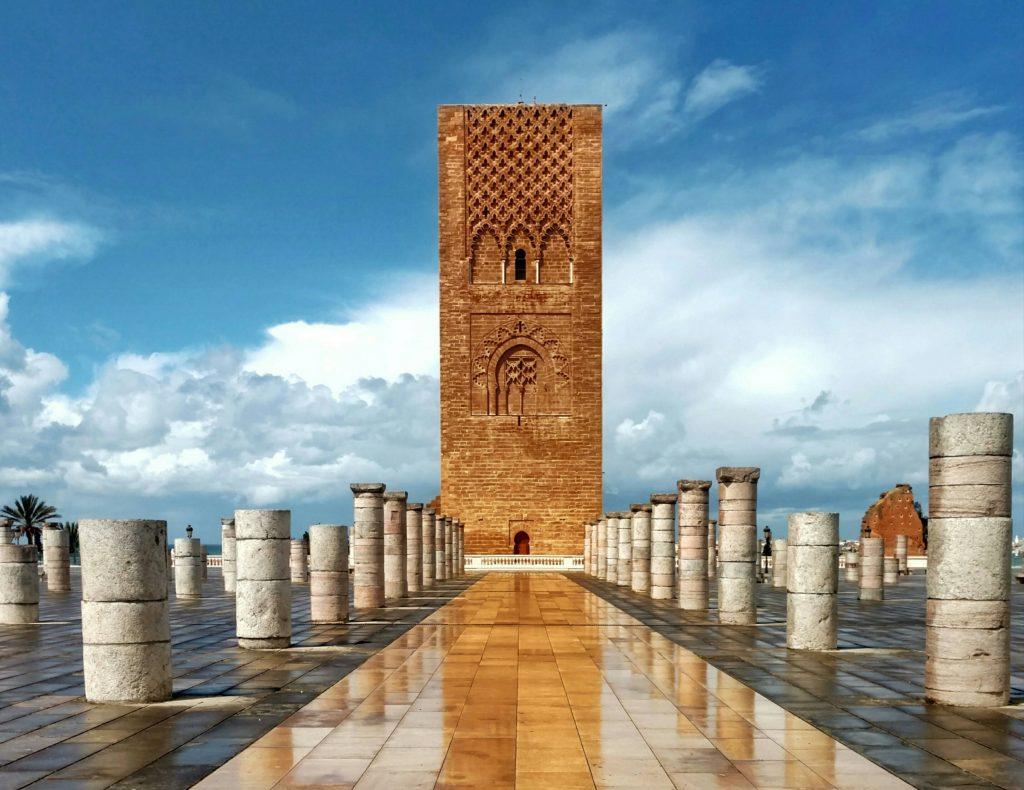 Tours Hassan Rabat
